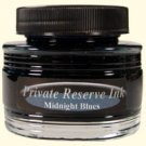 Midnight Blues Private Reserve Bottled Ink