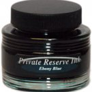 Ebony Blue Private Reserve Bottled Ink