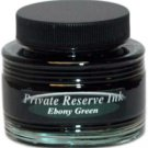 Ebony Green Private Reserve Bottled Ink