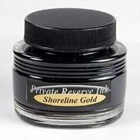 Shoreline Gold Private Reserve Bottled Ink