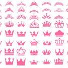 Royal Crown Digital Art SVG, PNG, EPS, dxf, jpg Digital Download