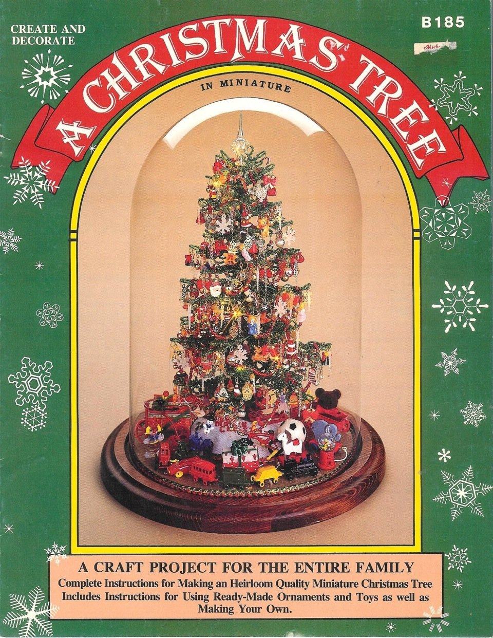 Westrim Beaded Christmas Tree Instruction Manual  PDF
