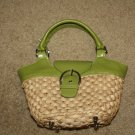 Corn Husk Accessory Street Purse