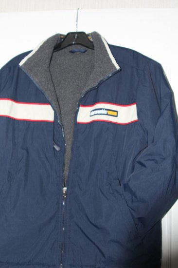 ~Abercrombie~ Navy Blue Winter Coat Size 12