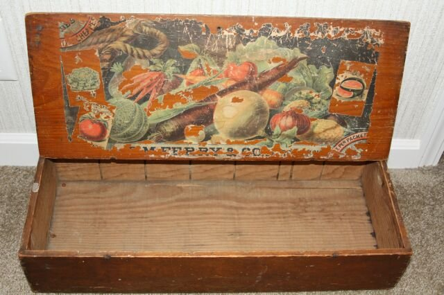 Primitive Seed Box ~Very Old~