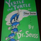 Yertle the Turtle and Other Stories (true 1st edition)