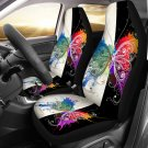two color butterfly car seat cover, cover for car seat, car accesories