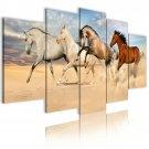 running horses canvas art, framed wall art, living room art, gallery