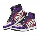 modern design men women high top sneakers, custom shoes, run shoes