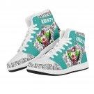 funny clown design custom name sneakers, men women shoes, run shoes