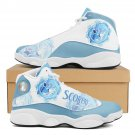 scorpio zodiac sign custom air jordan style sneakers, men women shoes