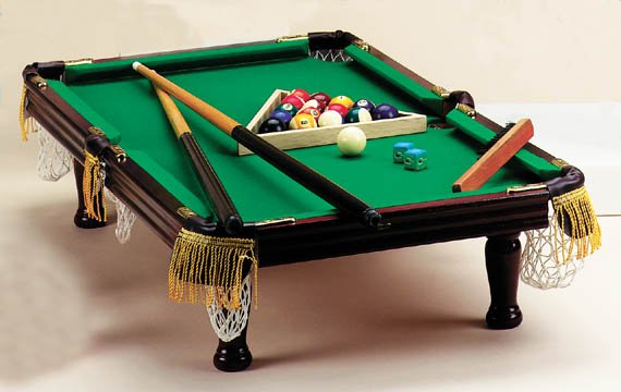 Executive Billiard Table
