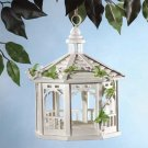 White Gazebo Feeder