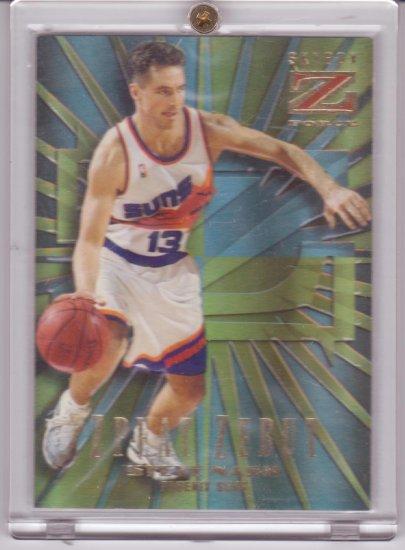 1996/1997 Steve Nash Zpeat Zbut RC Rookie Beautiful Rare Card