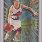 1996/1997 Steve Nash Zpeat Zbut RC Rookie Beautiful Rare Card