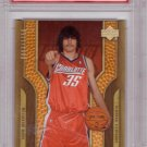 2006 2007 Adam Morrison UD Hardcourt copper PSA 10  Pop 1 RC Rookie