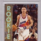 1996 1997 Steve Nash Stadium Club Rookie PSA 9 RC Rookie #12