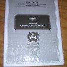 John Deere 10P Utility Cart Operator's Manual