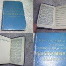 "1952 SIN-CYR-ITIES of ""52"" Advertising Address Book"