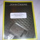 John Deere GREENSTAR Guidance Systems- Parallel Tracking Operator's Manual