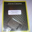 John Deere GREENSTAR Guidance Systems- Parallel Tracking Operator's Manual