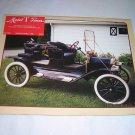 Model T Times 1999 No. 300 March-April Bi-Monthly Magazine Publication