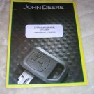 John Deere 512 Loader Operator's  Manual, OMW53280 Issue J7 (ENGLISH)