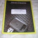 JD 430 (Serial No. 12815- ) & 460 (Serial No. 13118- ) Loaders Operator's  Manual