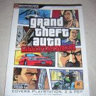 Grand Theft Auto Liberty City Stories Strategy Guide For Playstation, 2 & PSP