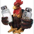 Rooster Salt & Pepper Shaker