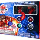 Bakugan Battle Brawlers Game Series 2 Battle Pack 6 Random Bakugan Figures & 12 Random Cards