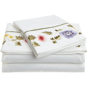 1891 by SFERRA Camellia Cotton Sheet Set-King