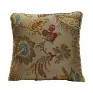 Rose Tree Warwick 18-inch by 18-inch Square Pillow