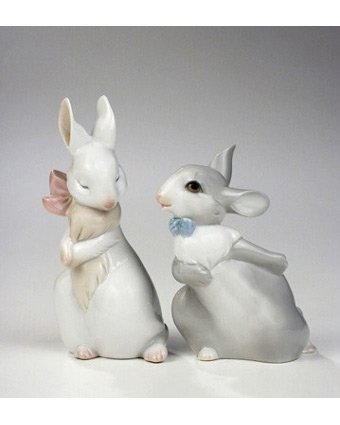 Nao By Lladro-Romantic Moments, Please Say Yes