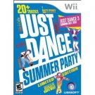 Just Dance: Summer Party for Wii