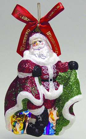 Waterford Collectible Winter Santa