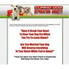 Dog Seperation Ebook Website
