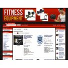 Turnkey Amazon Fitness Affiliate Store Website Script