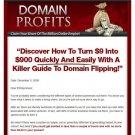 Turnkey Domain Profits Website Script & eBook