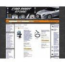 Turnkey Amazon Car Parts Affiliate Store Website Script