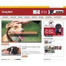 Dog World Niche Blog