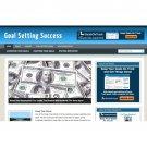 Goal Getting Niche Blog