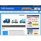 Traffic Generation Niche Blog