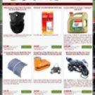 Amazon Motorbike Niche Affiliate Store