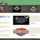 Harley Wordpress Theme Easily Monetised