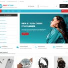 Easy Store Simple Yet Beautiful eCommerce Website