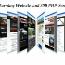 3500 TURNKEY WEBSITES, 300+ PHP SCRIPTS, Full MASTER RESELL Rights, + BONUS!