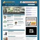 Adsense Wordpress Theme #1211