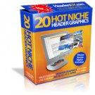 20 Hot Niche Headers V2