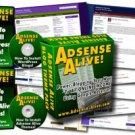 Adsense Alive! (30 Adsense Themes for WP)